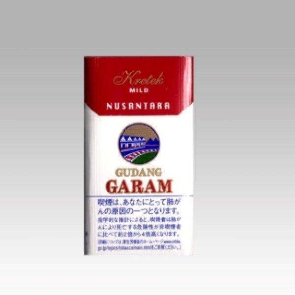 画像1: ガラム・ヌサンタラ・マイルド・12 (1)