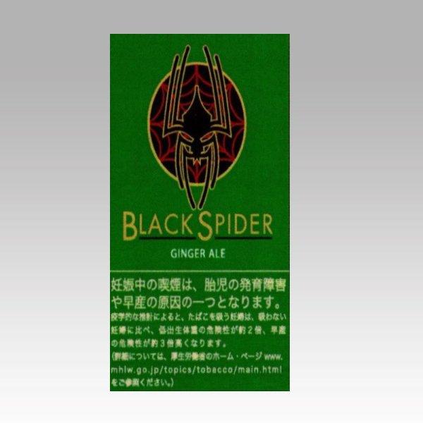 画像1: ブラックスパイダー・ジンジャエール・シャグ (1)