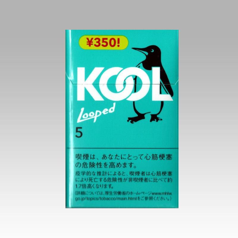 kool タバコ 350 円